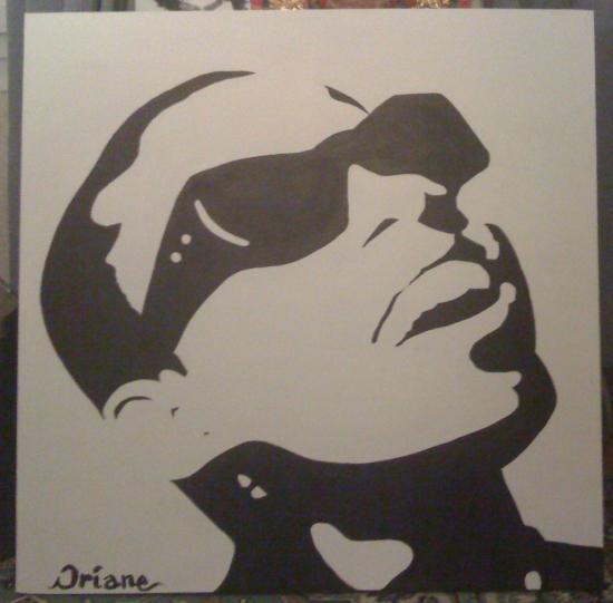 Stevie Wonder by cherryblossomgirl